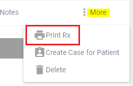 New Release: Print Shipping Label on Mobile, Highlight Patient Appt date, Enable SSO user access only